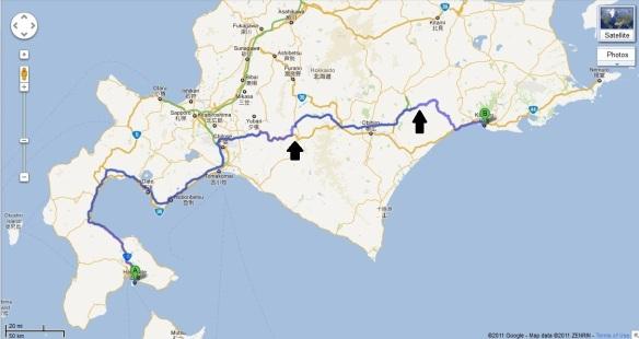 Hokkaido from Hakodate to Kussharo