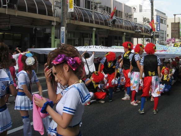 Oiden Festival Toyota City performers