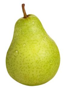 western-style pear