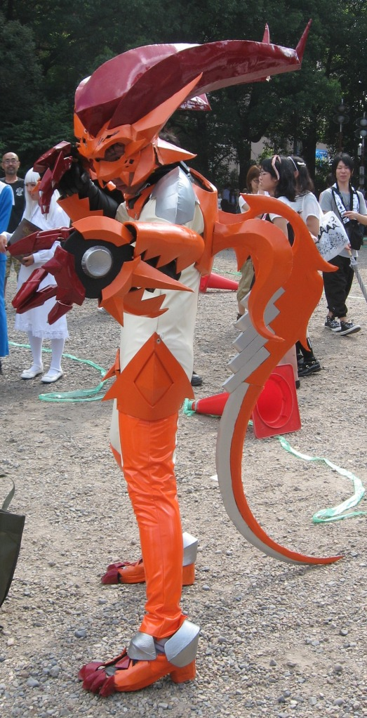 impressive costume - World Cosplay Summit