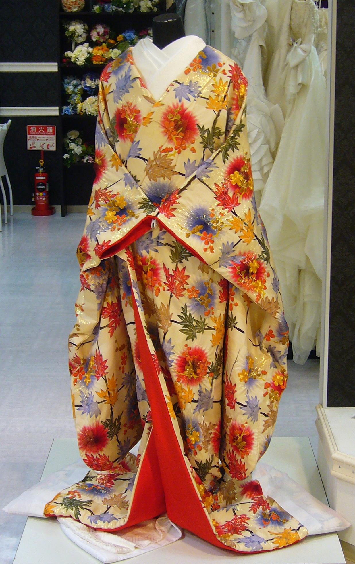 Classy Traditional Pink Japanese Kimono for Women with ... |Traditional Kimono