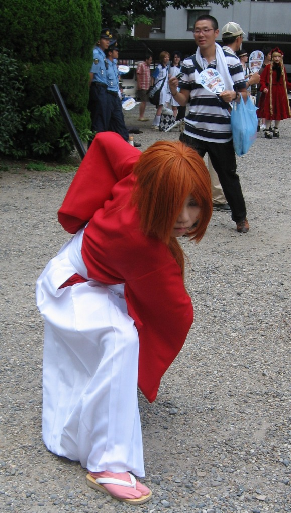 Rurouni Kenshin - World Cosplay Summit