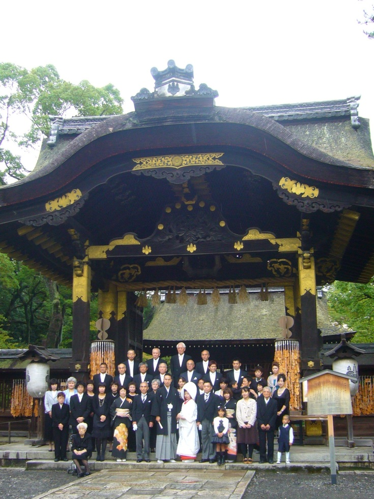 traditional japanese wedding 2