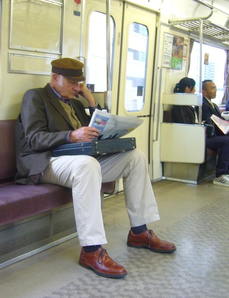 The sailor man, Japan