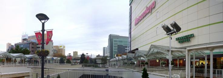 toyotashi_station_area_Japan