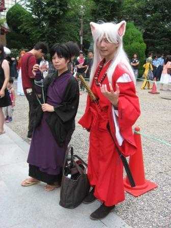 World Cosplay Summit 2011 Inuyasha