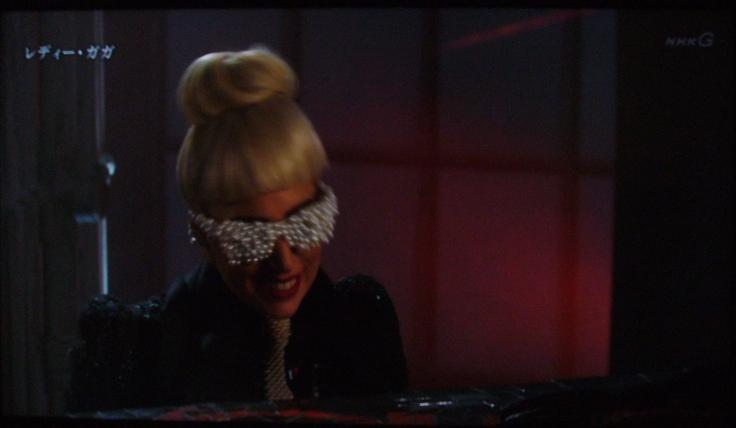 Lady Gaga on NHK Kohaku