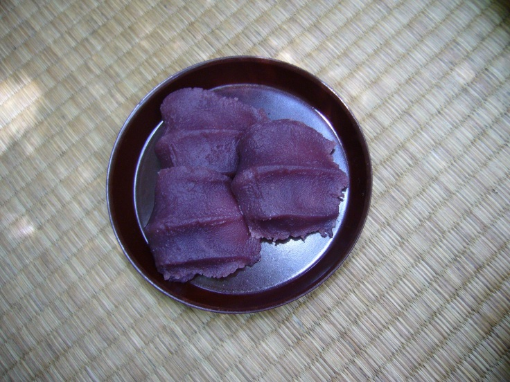 Red bean paste anko