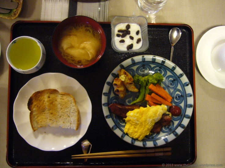 modern japanese breakfast