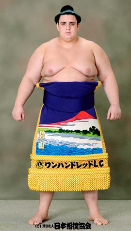 aoiyama keshō-mawashi