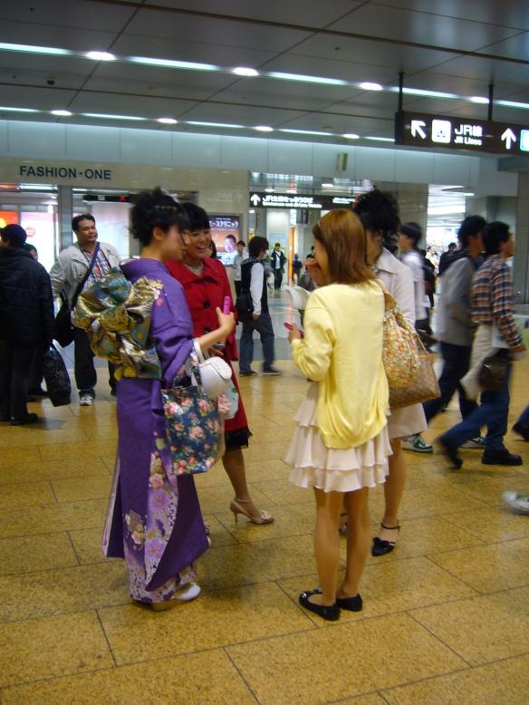 girl in kimono 2