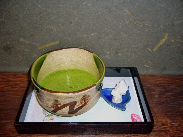 my first matcha