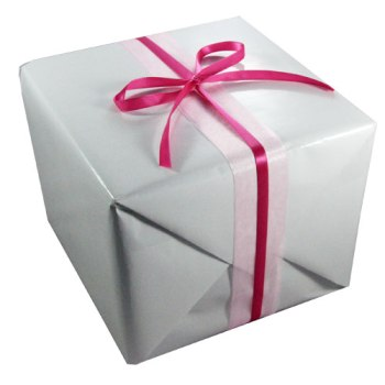western gift wrapping