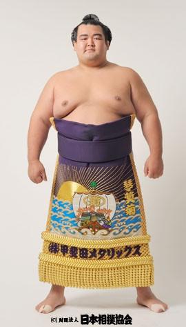 sumo wrestler kotoshogiku