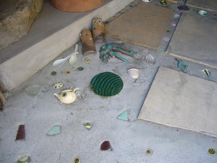 Tokoname pottery shop