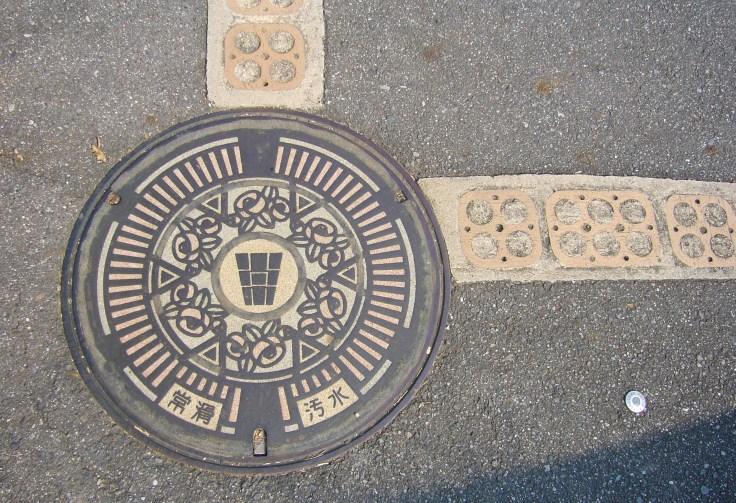 tokoname manhole cover