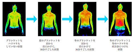 haramaki heat chart